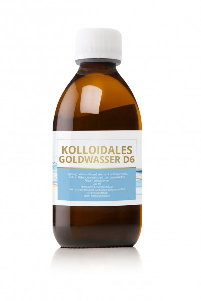 kolloidales Goldwasser D6 1000 ml